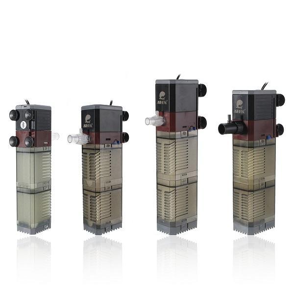 Aquarium Oxygen Pump Filter Submersible Pump Internal Spray Bar Filter Filtration Fish Tank Oxygen P