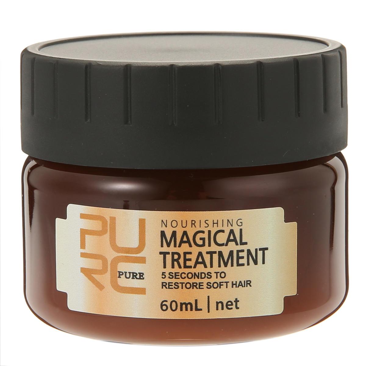 PURC 60ml Magical Treatment Mask Repairs Damage Restore Soft Hair Care