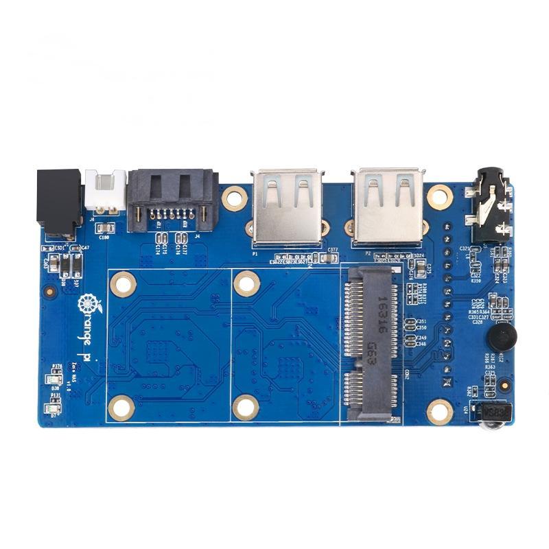 Orange Pi Zero NAS Expansion Board Interface Board Support All Types Of Orange Pi
