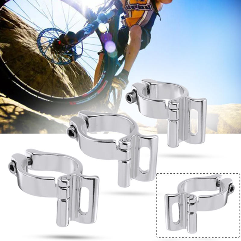 NEW Bicycle 34.9mm Front Derailleur Clamp Road Bike Braze On