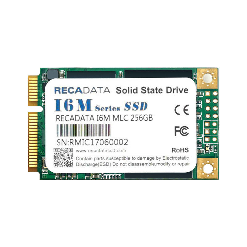 Recadata mSata III MLC Flash 64 128 256Gb Internal Solid State Drives