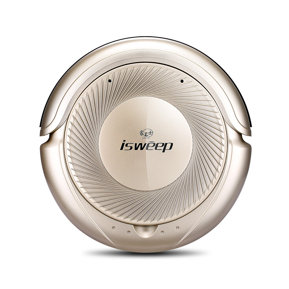 isweep S5 Ultra-thin Household Intelligent Automatic Robot Sweeper Vacuum Cleaner