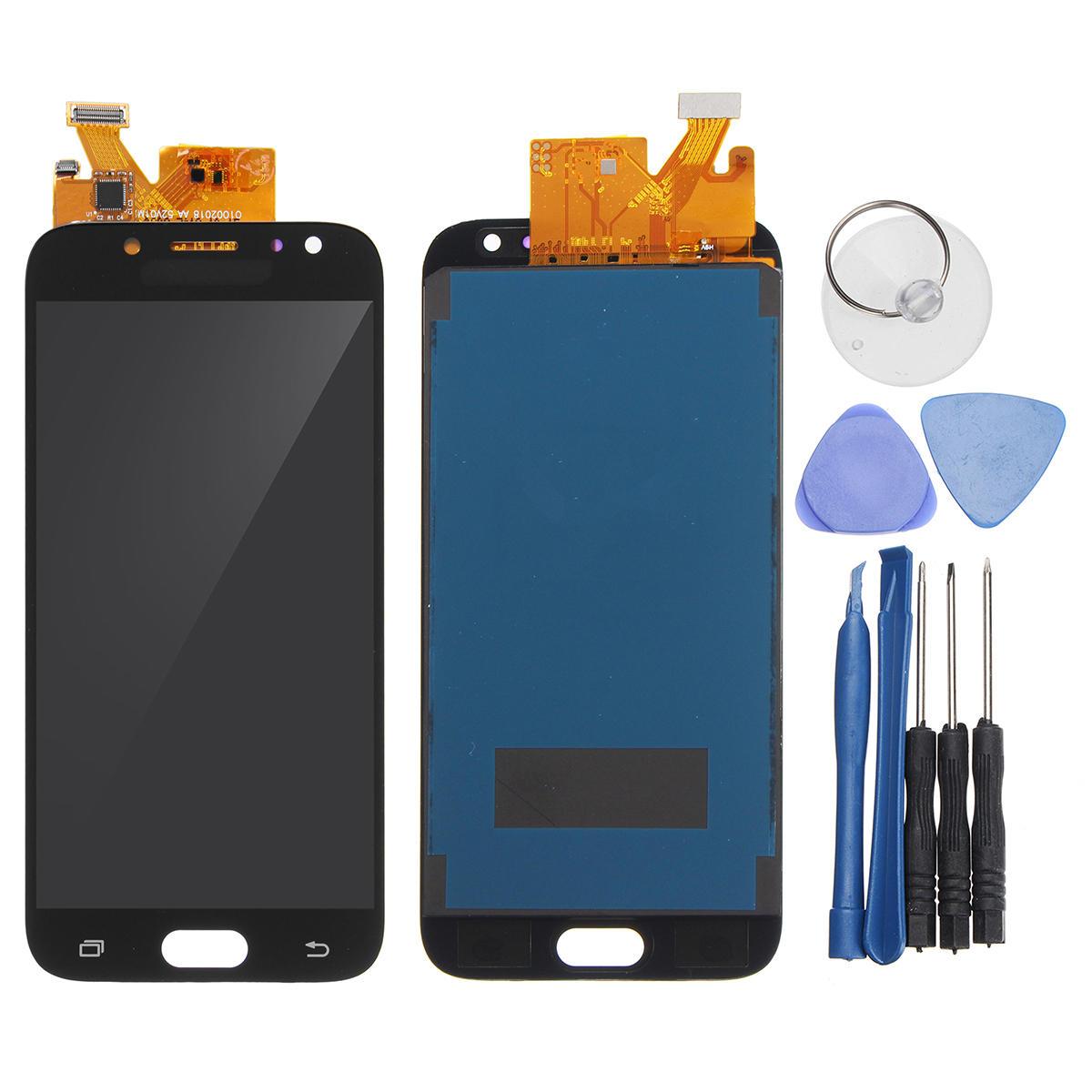 LCD Дисплей Сенсорный экран планшета Замена с Набор для Samsung Galaxy J5 Pro 2017 J530 J530F
