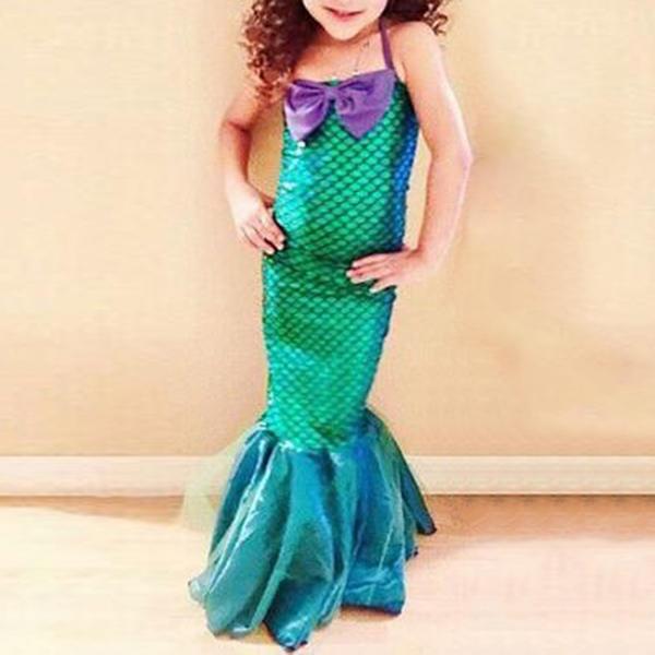 Váy cosplay nàng tiên cá 4Y-12Y