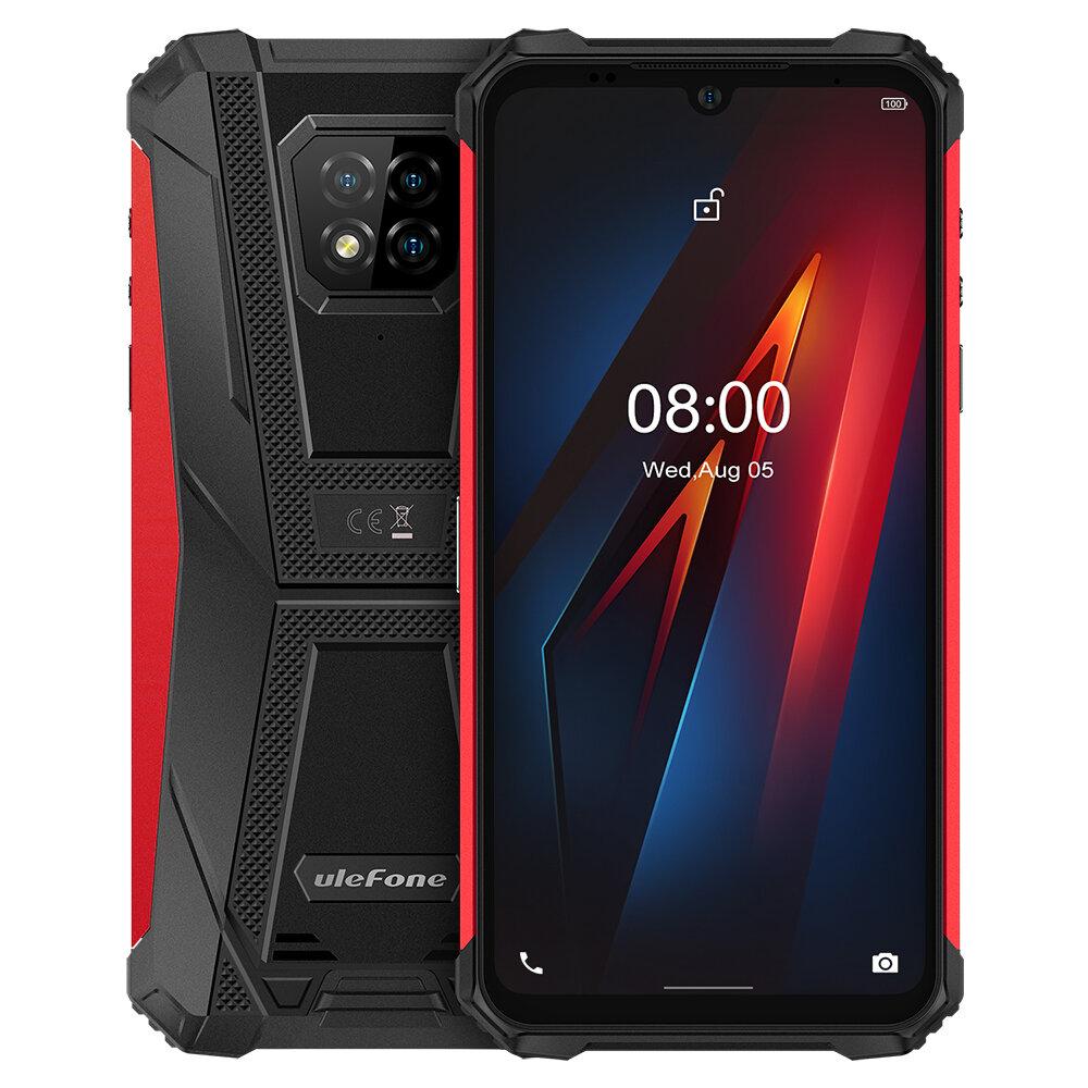 Telefon Ulefone Armor 8 4/64GB za $142.99 / ~529zł