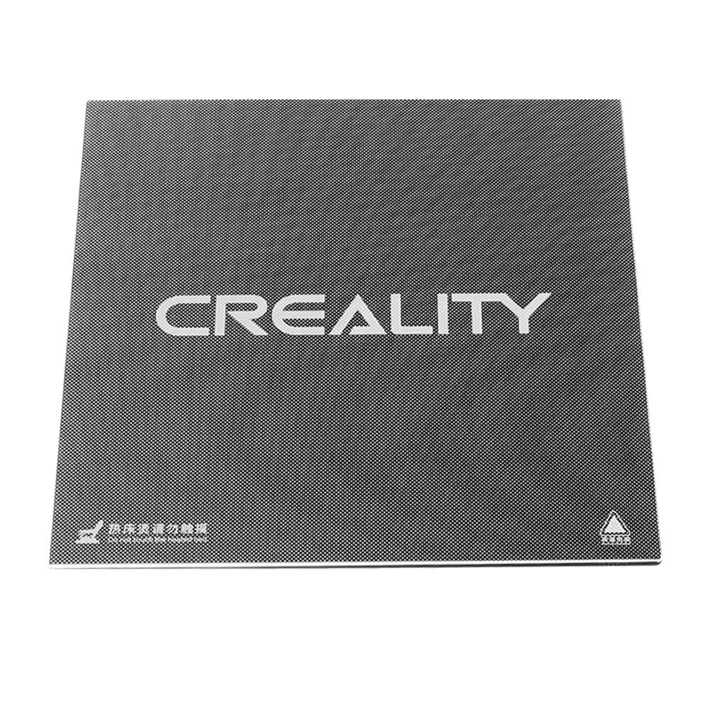 Creality 3D® Ultrabase 235*235*3mm Glass Plate Platform Heated Bed Build Surface for Ender-3 MK2 MK3 Hot bed 3D Printer Part
