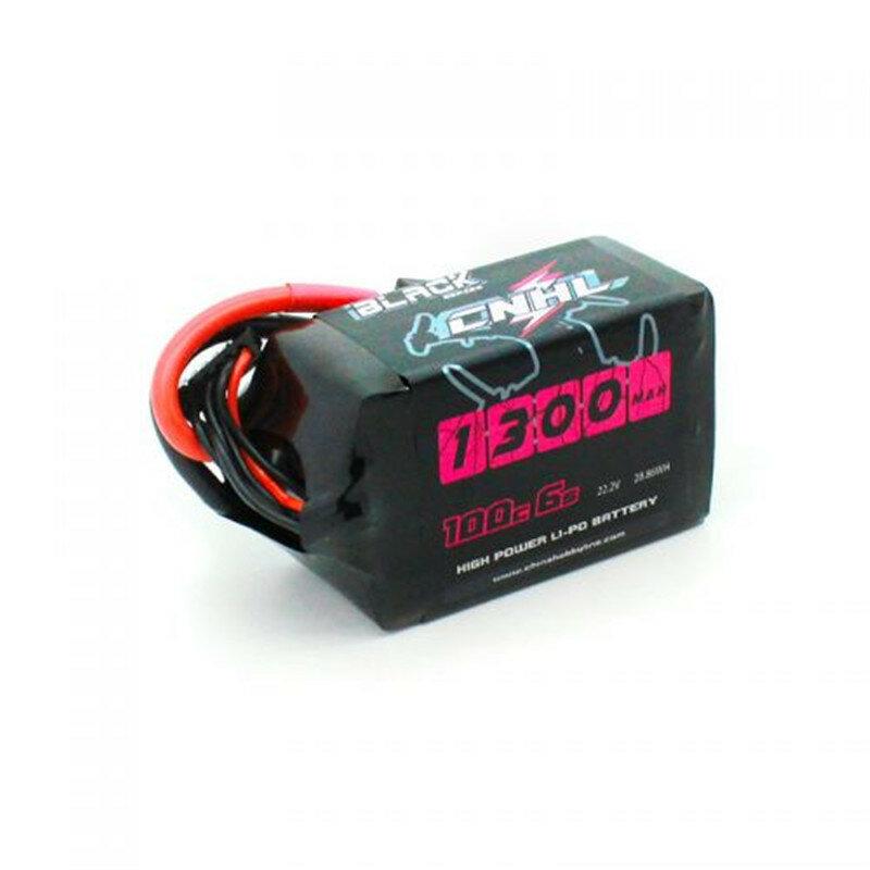 CNHL Black Series 1300 мАч 22,2 В 6S 100C Lipo Батарея XT60 Разъем для RC Дрон FPV Racing