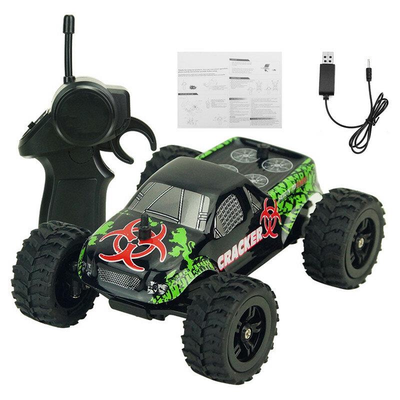 9115M 1/32 2.4G 2WD 4CH मिनी हाई स्पीड रेडियो आरसी रेसिंग कार रॉक क्रॉलर ऑफ-रोड ट्रक खिलौने