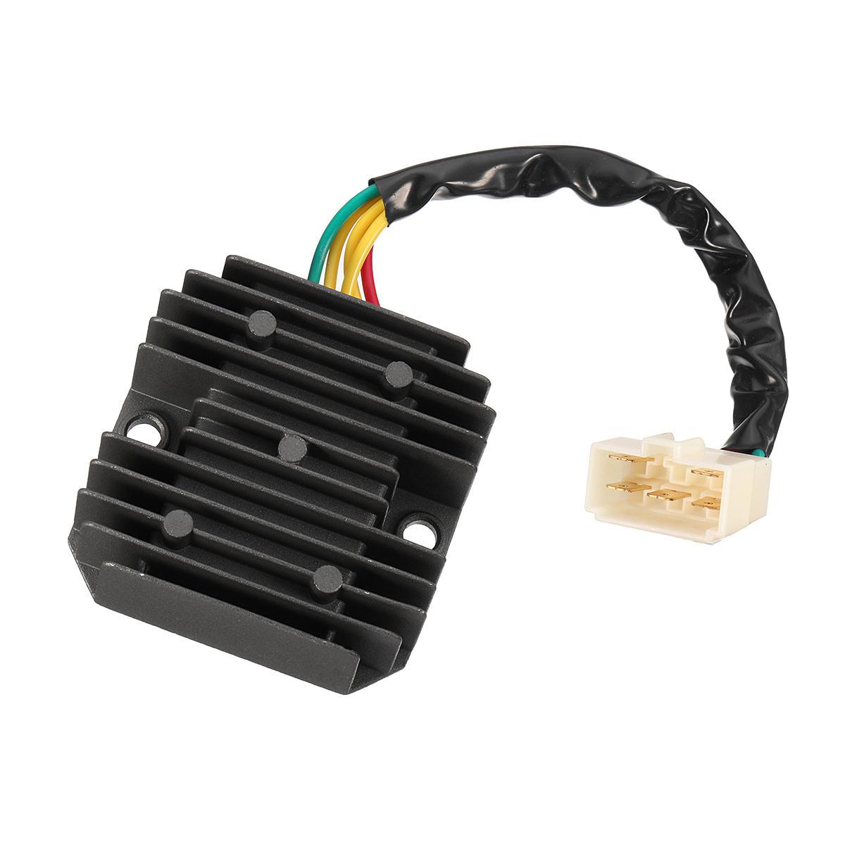 voltage regulator rectifier for linhai 260cc 300cc atv scooter dirt bike go  kart cod