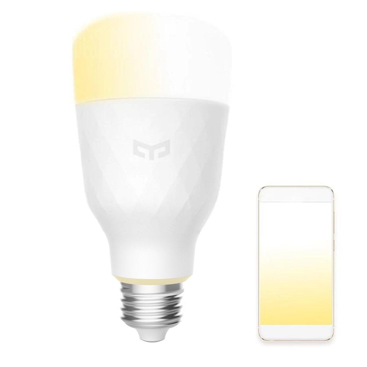 Yeelight YLDP05YL E27 10W Warm White to Daywhite WiFi APP Smart LED Bulb AC100-240V(Xiaomi Ecosystem Product) Coupon:YEEYLDB $14.19