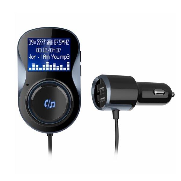 iMars BC30 Xe 4.1 + EDR Bluetooth MP3 Player Bộ sạc USB FM rảnh tay miễn phí