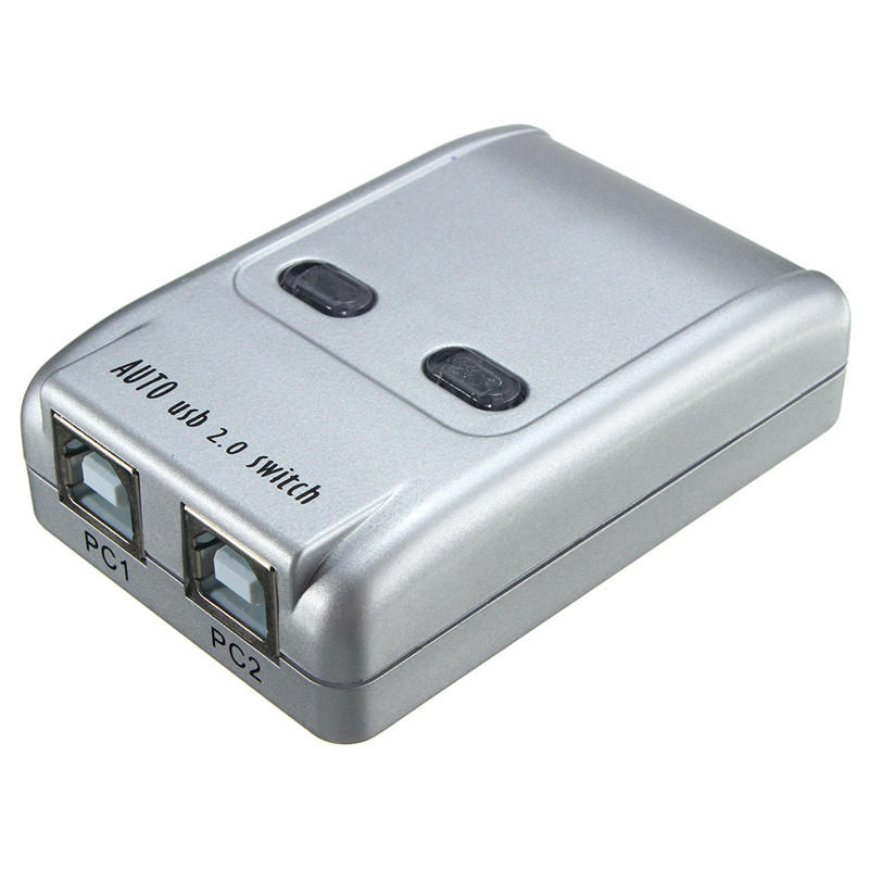 scanner 2-port USB 2.0 Sharing Switch to share printer