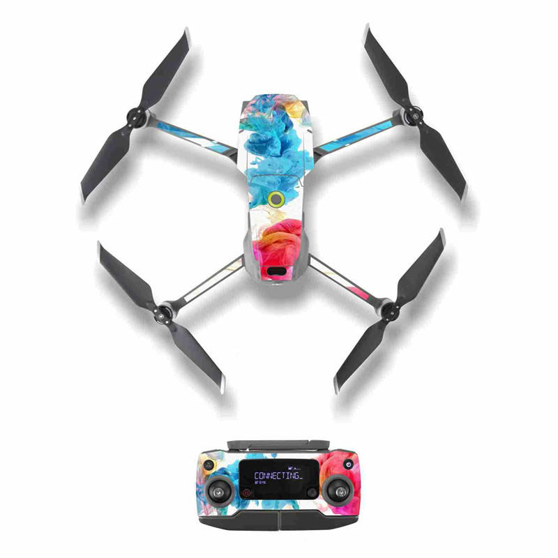 Coupon of PVC Water-proof Sticker for DJI Mavic 2 Pro/ Zoom RC Drone