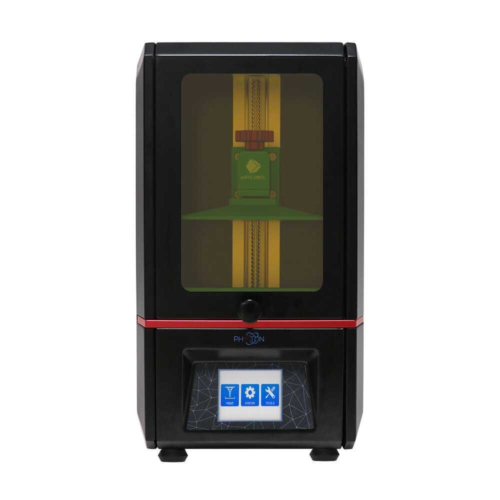 Anycubic® Photon UV Resin LCD 3D Printer 115x65x155mm Printing Size With 2.8-inch Touch Screen/Off-line Printing