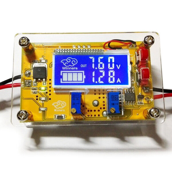 Current Buck Module DC Step Down Board LCD Digital Display Constant Voltage