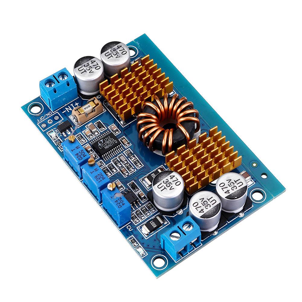 Arduino Geekcreit® LTC3780 DC-DC Step Down Converter Buck CC CV Power Supply Module Automatic 5-32V to 1V-30V фото