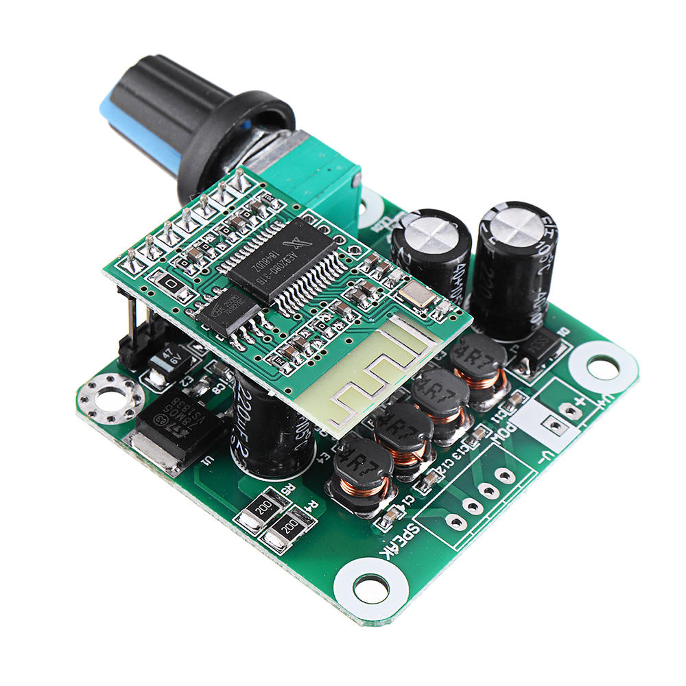 Geekcreit® TPA3110 bluetooth 4.2 Digital Amplifier Board 15Wx2 Class D Stereo Power Amplifier DC 8V-26V