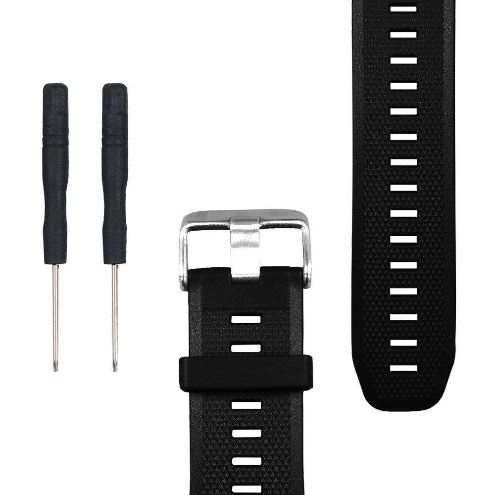 Replacement TPU Watch Band Plus Screwdriver for Zeblaze VIBE 3 HR VIBE 3 VIBE 3 ECG Smart Watch
