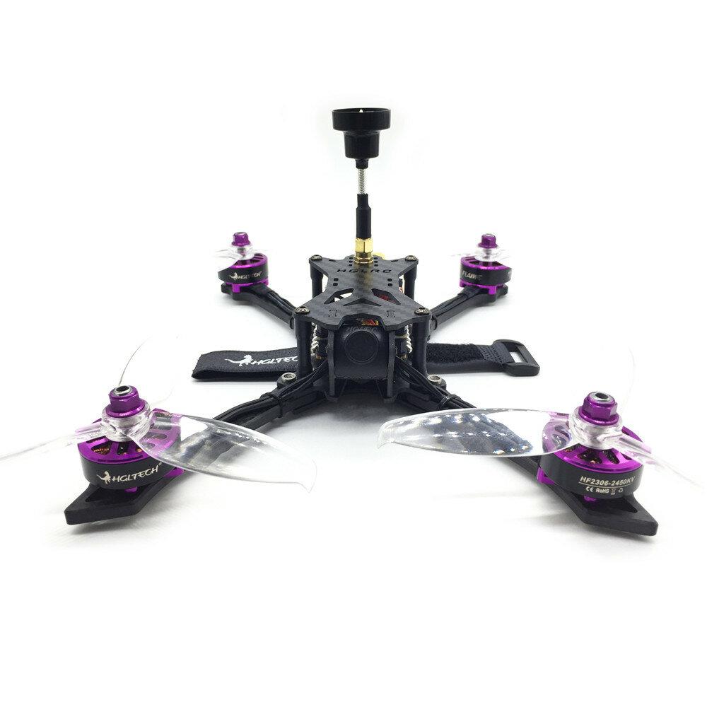 HGLRC Batman220 220mm Airbus F4 OSD FPV Racing Drone w/ 1200TVL Camera Frsky XM+ RX BNF