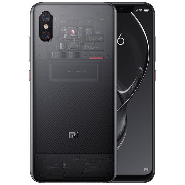 Xiaomi Mi8 Mi 8 Explorer Edition 6 21 inch 8GB RAM 128GB ROM Snapdragon 845  Octa core 4G Smartphone