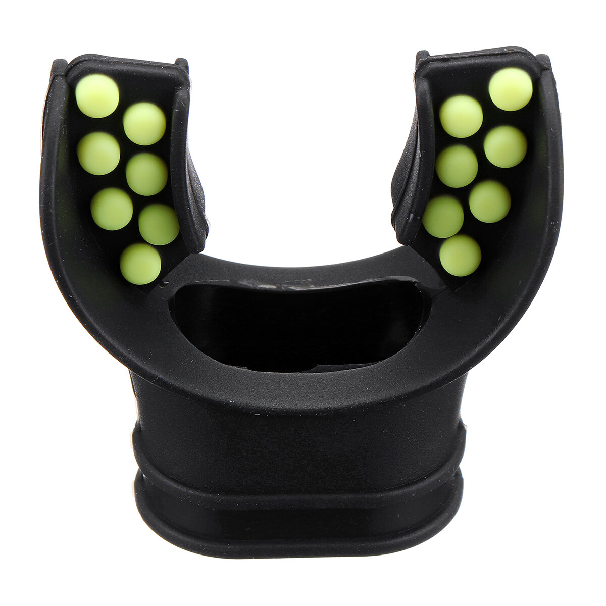 Mouthpiece Scuba Diving Silicone Color Tab Tie Replacement Regulator Snorkel for Breather Pipes