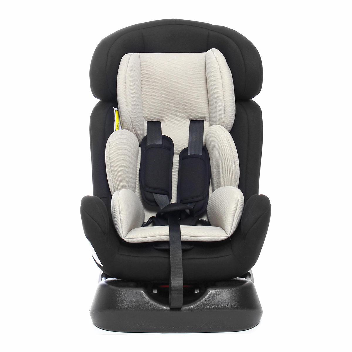 Tejido transpirable reclinable Coche Asiento de seguridad para niños ECE R44 / 04 para niños de 0 a 25 kg