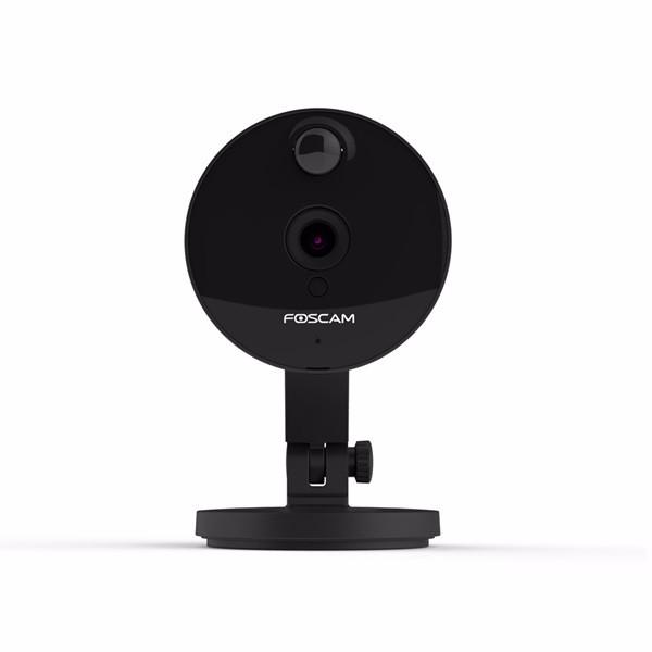 FOSCAM C1 1.0 Megapixel Cube 720P IP Wireless IR Camera P2P Night Vision Wide 115 Degree View Angle