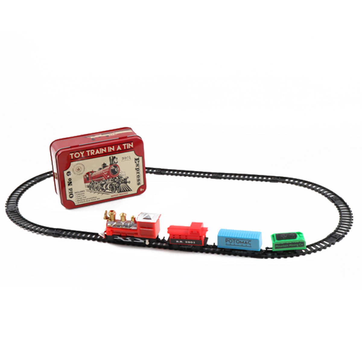 Christmas Train Set.Christmas Train Set Track Toys Collection Gift Kid Developmental Toy