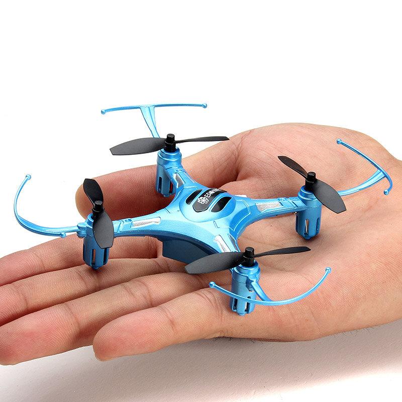 Eachine H8S 3D Mini Vuelo Invertido 2.4G 4CH 6 Ejes Retorno de Una Tecla Quadcopter RC RTF