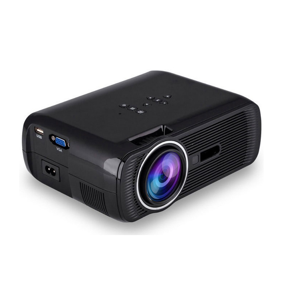 WZATCO CT80 Android 6.0 proiettore 2200 Lumen 800x600P Wifi Smart Portable Mini LED Supportoo tv 3D Full HD 1080p 4K Home Theater Video proiettore