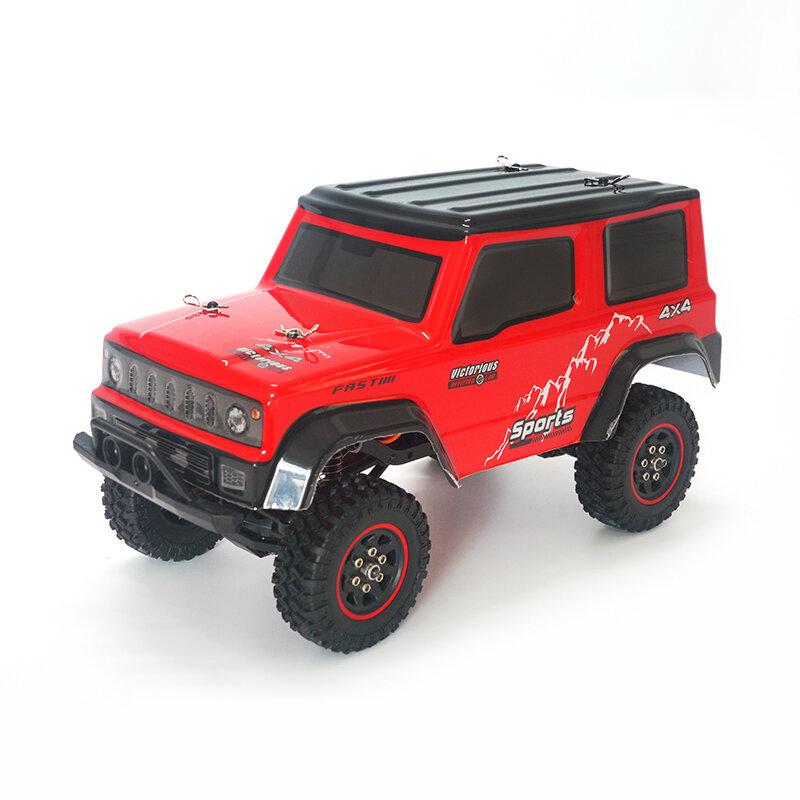 SG 1801 2.4G 3CH 1/18 Crawler RC Car Vehicle Metal Frame RTR Models