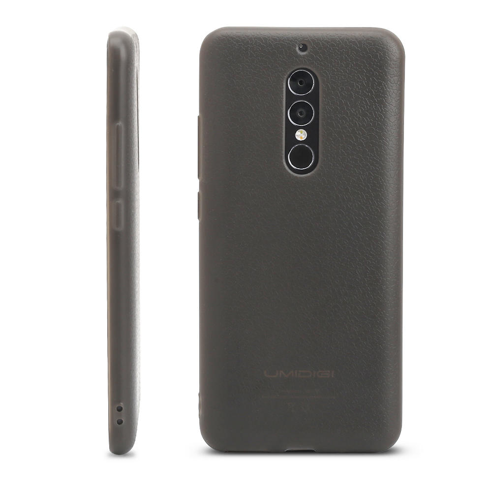 OCUBE Anti-fingerprint Soft TPU Back Cover For UMIDIGI S2 / UMIDIGI S2 Pro/UMIDIGI S2 Lite фото