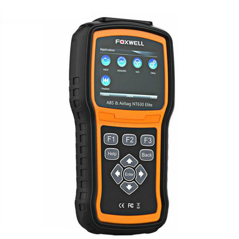 Foxwell Nt630 Auto Master Abs Airbag Srs Auto Car Diagnostic Scanner