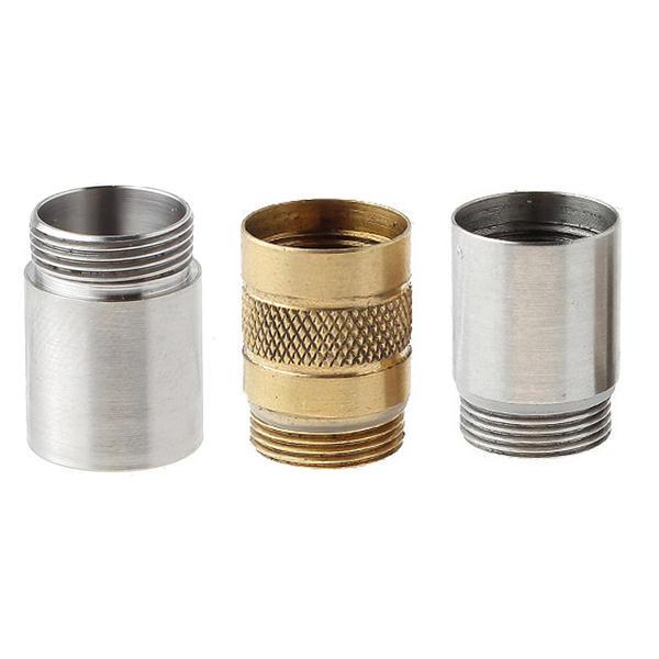 DQG Hobi 10180 Titanium/SS/Brass Extension Tube (through-hole)