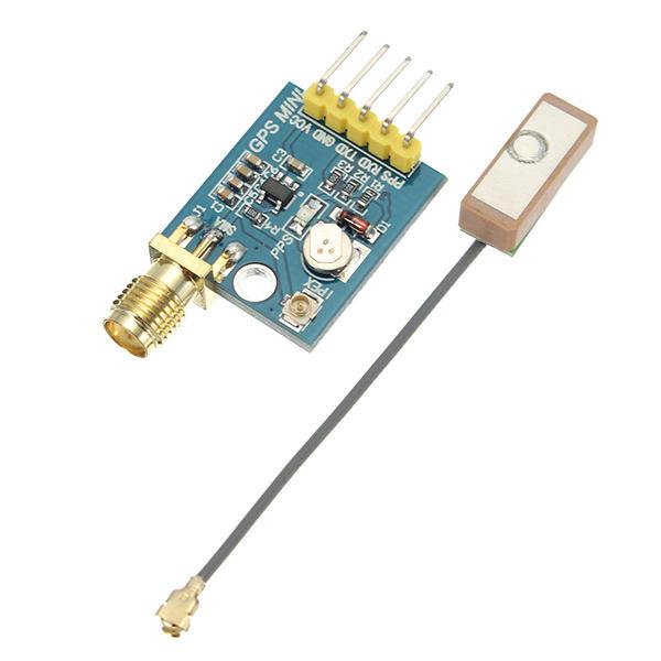 Beidou GPS Module Locator BDS Satellite Positioning Navigator Compass Module Dual Mode Replace NEO-M8N