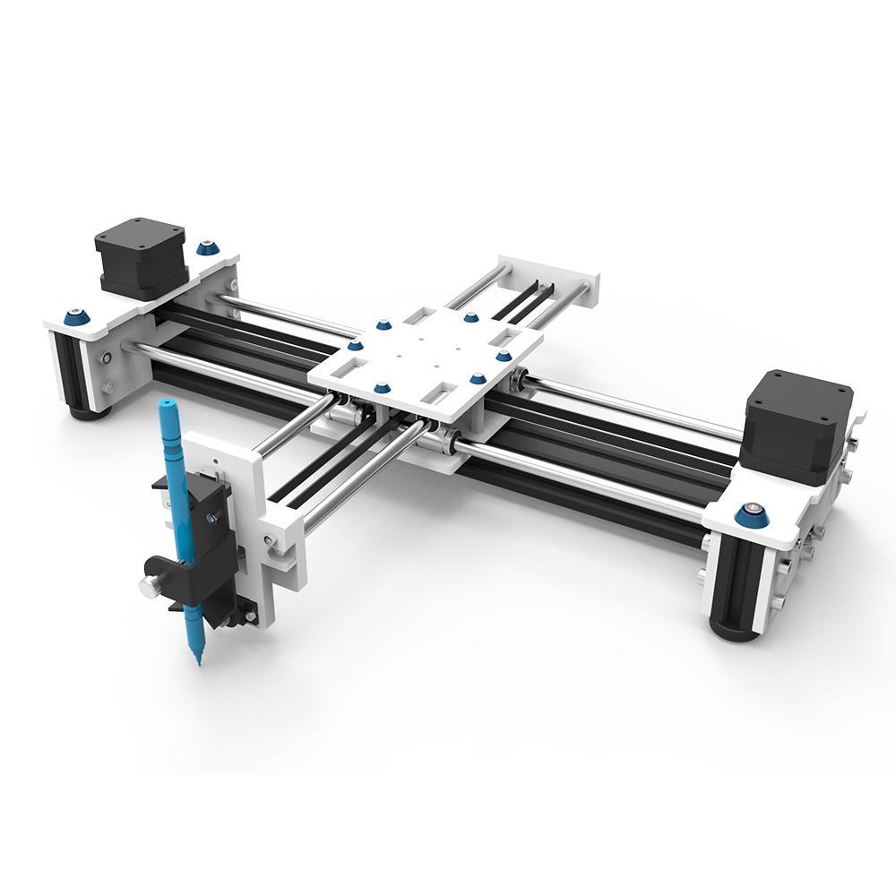 EleksMaker® EleksDraw XY Plotter Pen Drawing Writing Robot Drawing Machine w/ 2500mW Laser Module