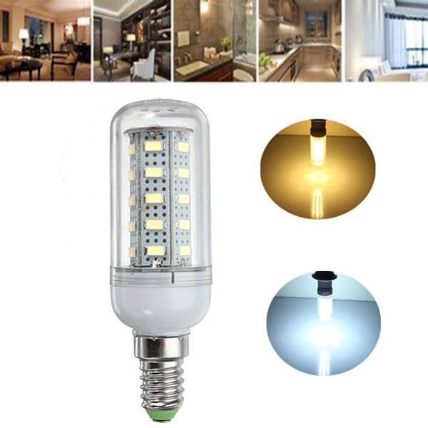 E14 7W LED 36 SMD 5730 Corn Light lampada Lampadine 220V