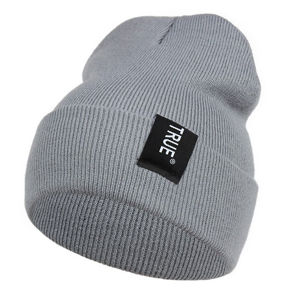 fdf6ec477 Unisex Winter Warm Knit Beanie Hat for Men and Women Earmuffs Outdoor Thick  Ski Skull Cap