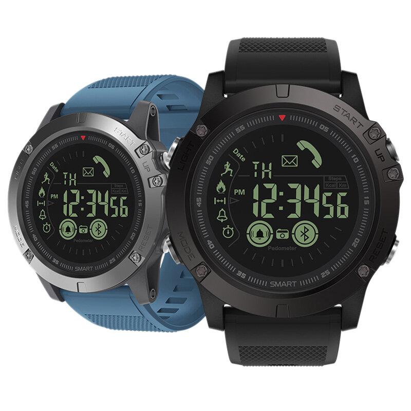 Zeblaze VIBE 3 Flagship Rugged Activity Track Sport 33 Month Long Standby Smart Watch фото