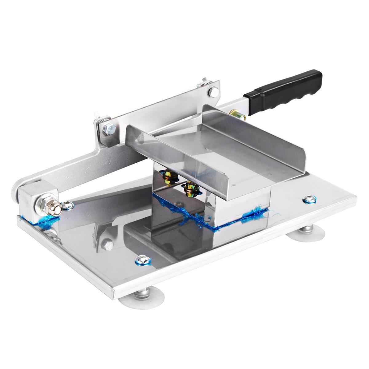 Business & Industrial Adjustable Manual Frozen Food Meat Slicer ...