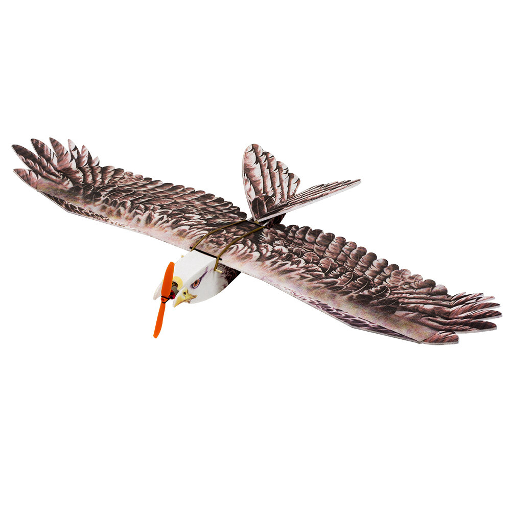 Dancing Wings Hobby DW E19 Eagle V2 1430mm Spannweite EPP DIY RC Flugzeug Fixed-Wing KIT / PNP Slow Flyer Trainer für Ei