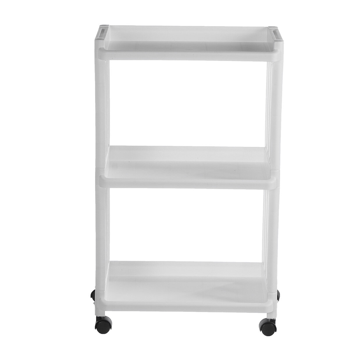 3/4 Tier Storage Cart Trolley Slide Out Rack Holder Home Kitchen Pull Out Shelf