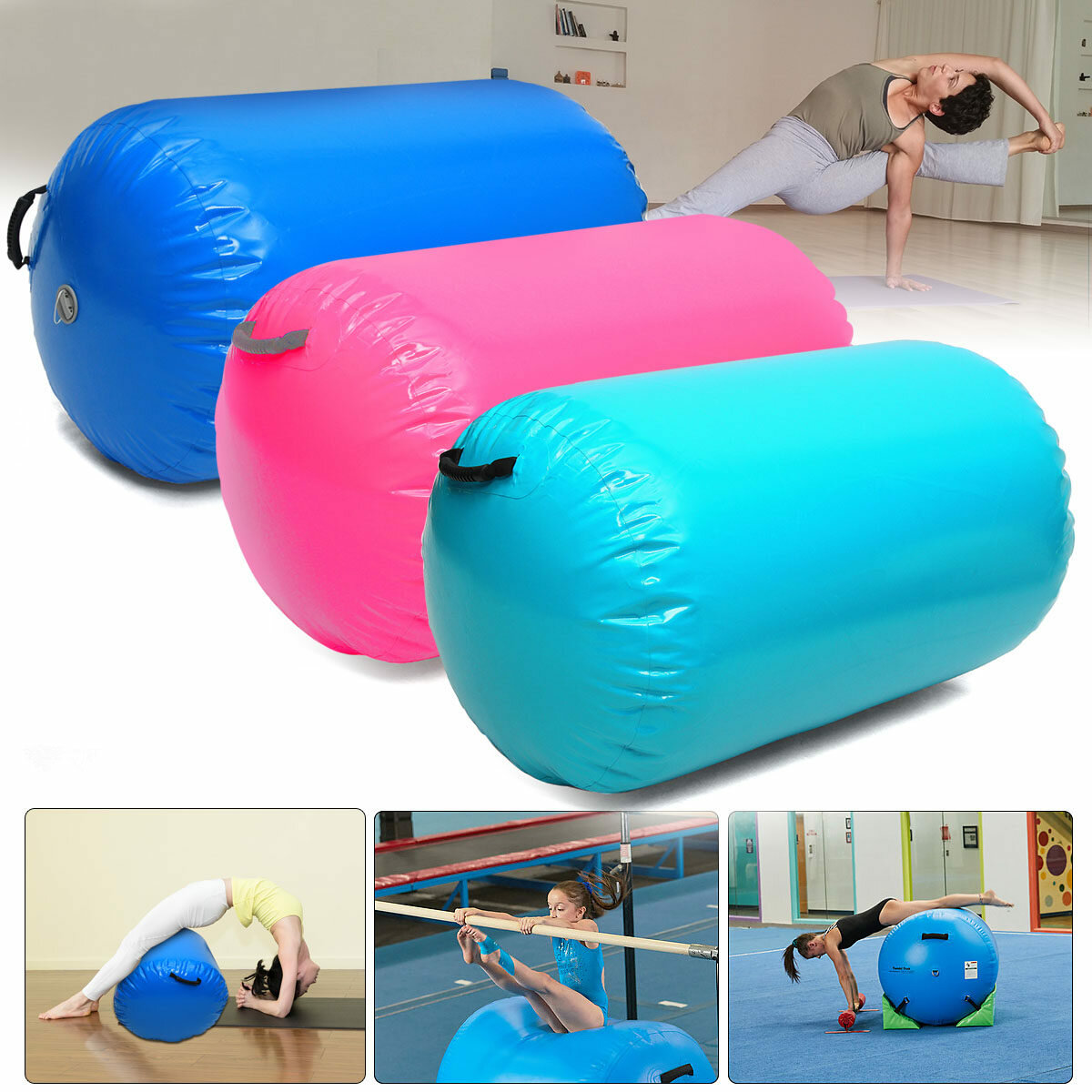 Gymtastic Professional Inflatable Air Track
