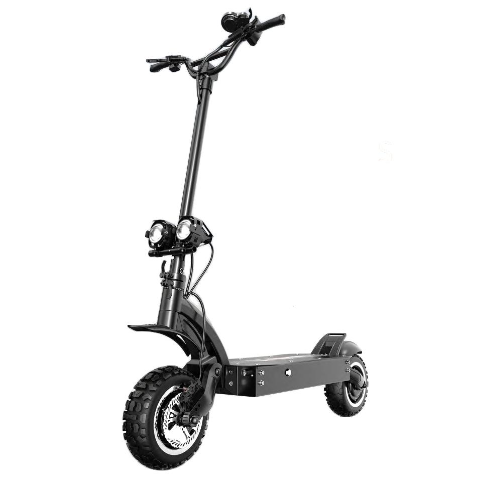 [EU Direct] X-Tron X30 11 Inch 5600W 60V 28.8Ah Dual Motor Electric Scooter 85Km/h Max Speed 100Km Range 200Kg Max Load