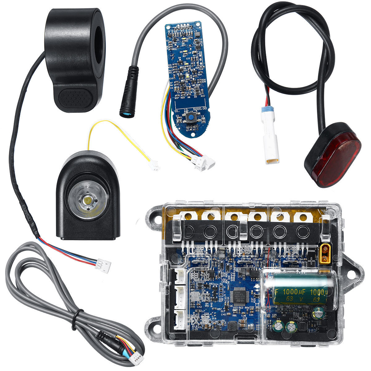 Circuit Motherboard+bluetooth Controller Set Scooter Skateboard For on