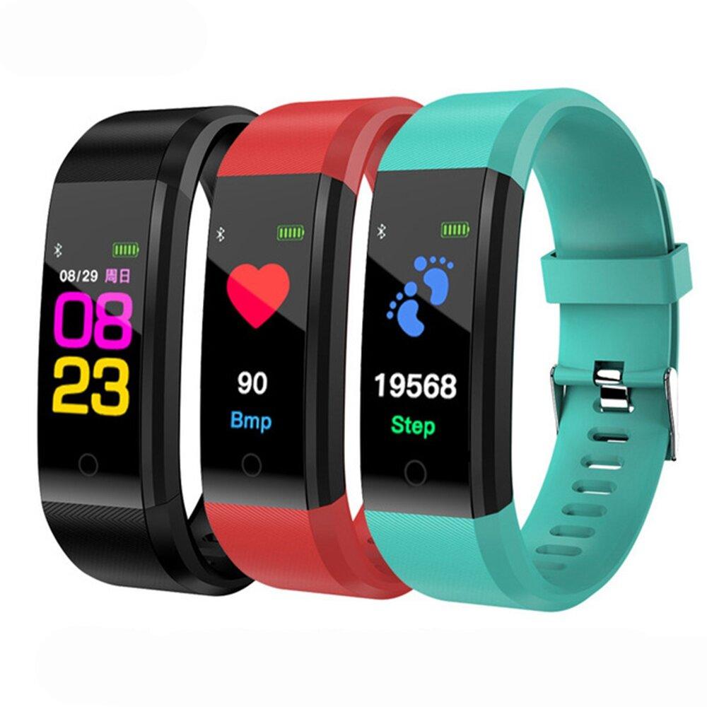 Bakeey B05 0.96 Inch TFT Color Display Smart Bracelet Heart Rate Blood Pressure Monitor Sport Watch