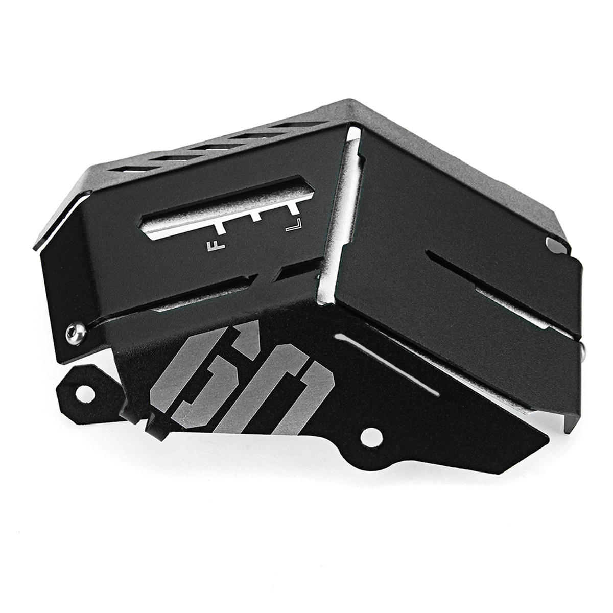 Motorcycle Radiator Side Grill Guard Water Coolant Tank Cover For Yamaha  MT09 FZ09 14-17