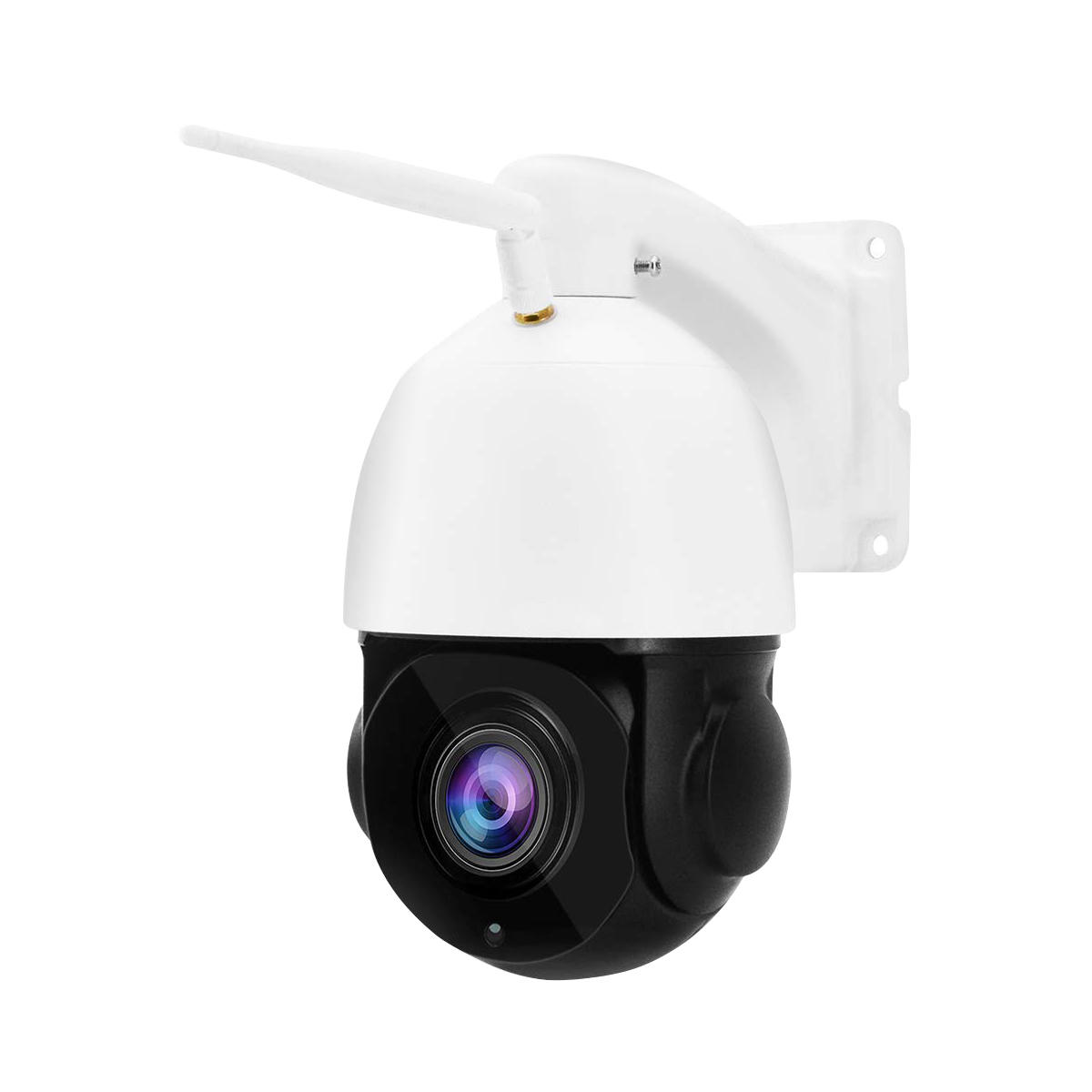 1080P 30X Zoom WIFI 2.0MP PTZ IP Camera Pan/Tilt Speed Dome Camera Audio Waterproof Home Security Cameras