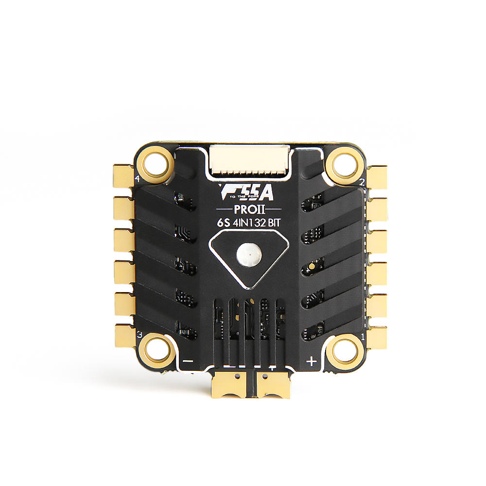 T-motor F55A PROII 55A 3-6S 4 IN 1 Blheli_32 32bit w/ LED DSHOT1200 Brushless ESC 30.5X30.5MM for RC Drone FPV Racing