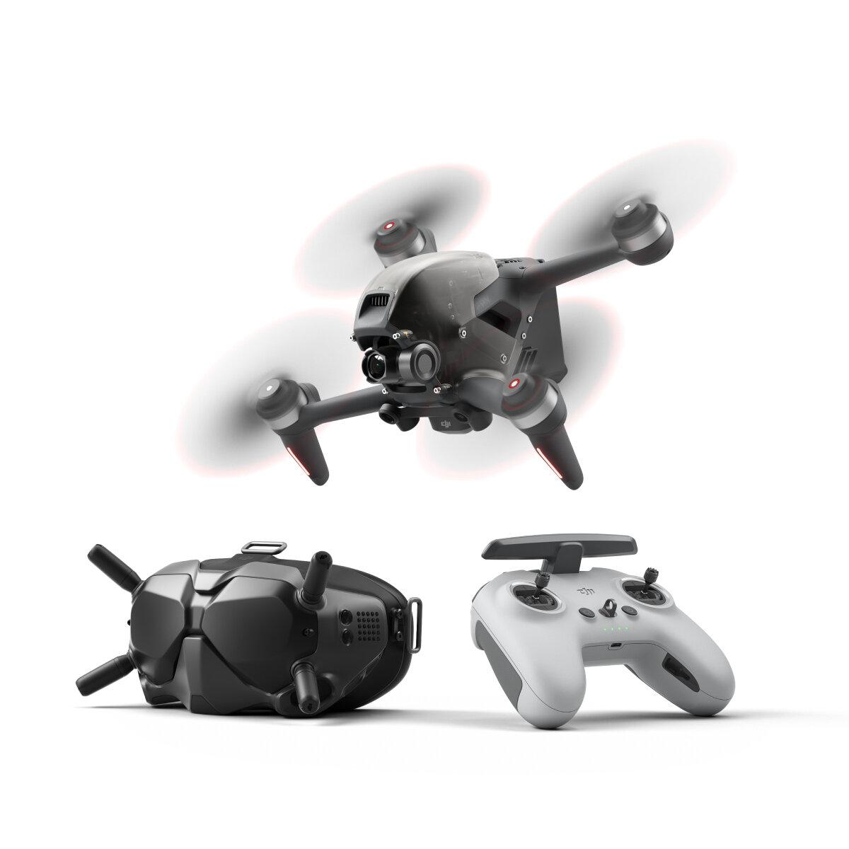 DJI FPV Drone + Remote control + Goggles Combo